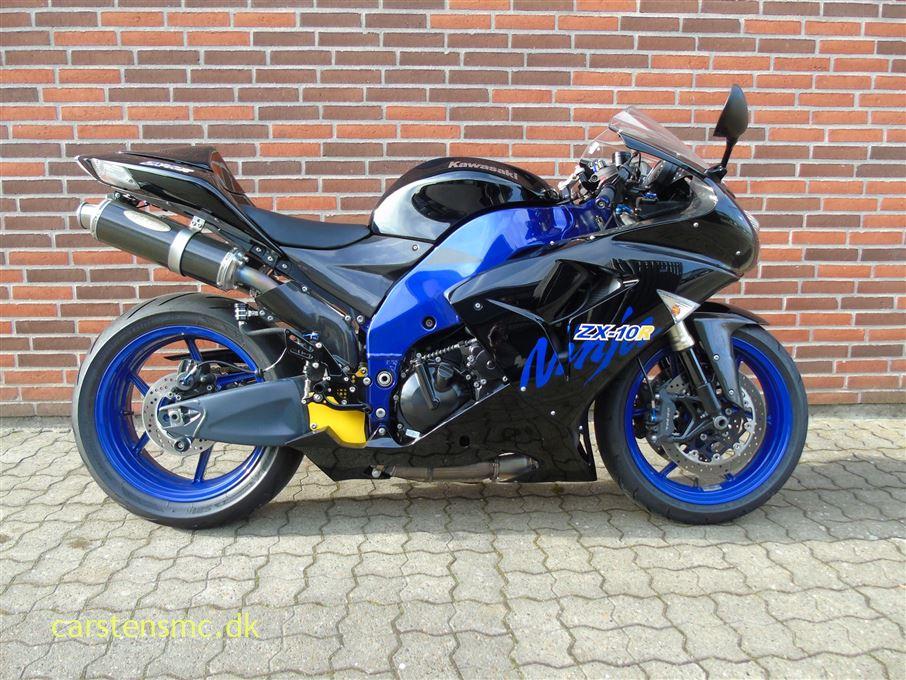Kawasaki ZX10R Sport