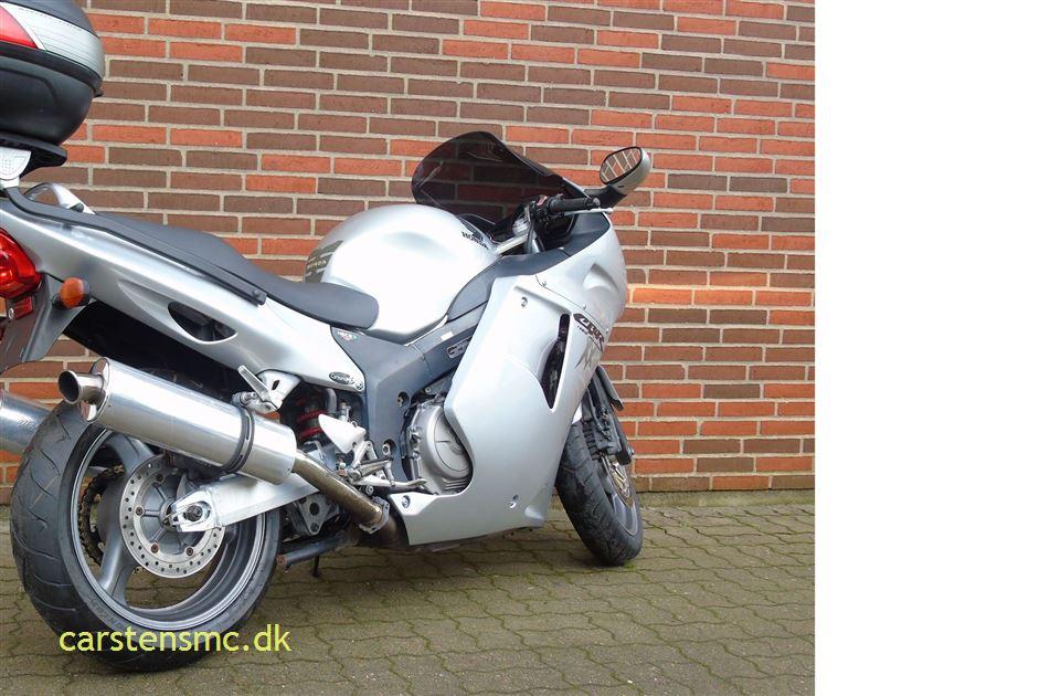Honda CBR 1100 XX Blackbird Sportstouring