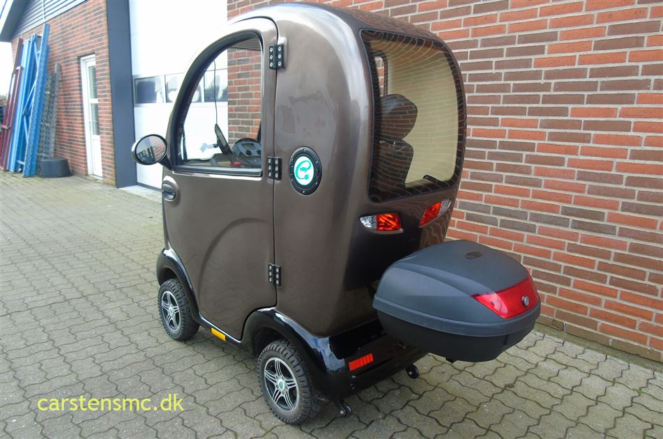Lindebjerg Cabinescooter