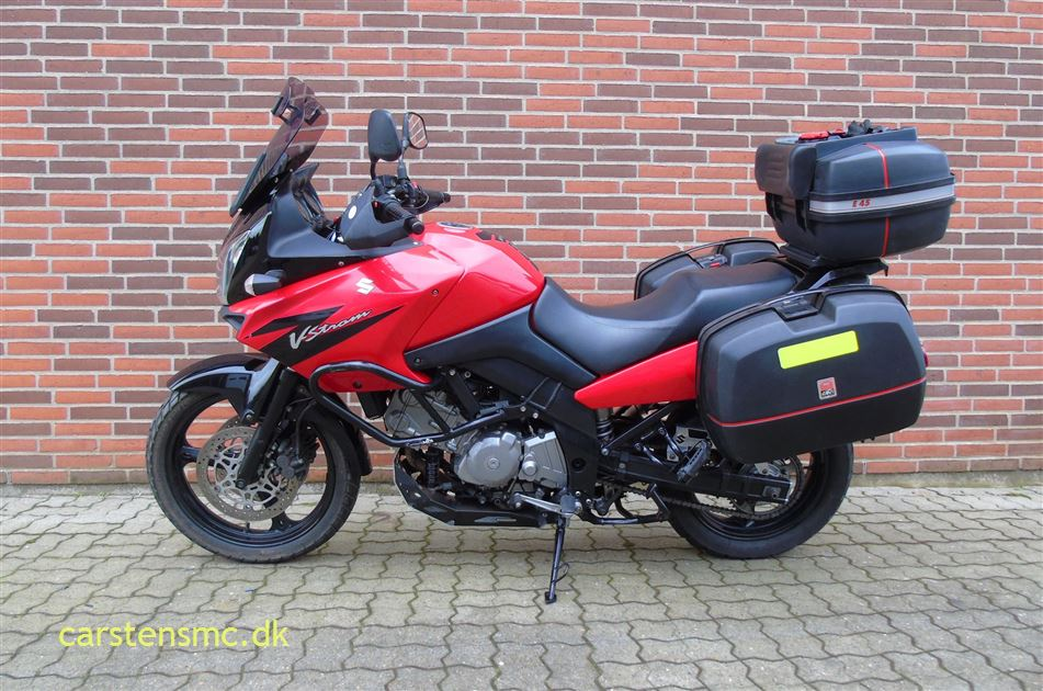 Suzuki DL 650 V-Strom  Adventure