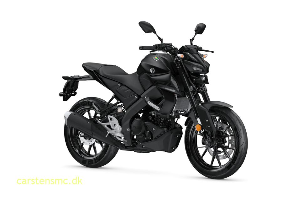 Yamaha MT-125 Street