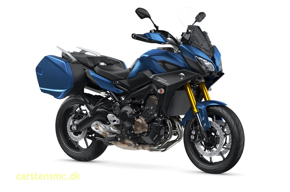 Yamaha Tracer 900 GT Sport touring