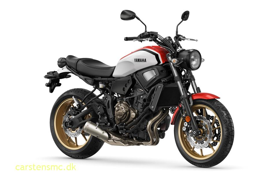 Yamaha Tracer 700 Sport touring