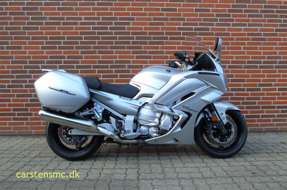 Yamaha FJR 1300 AS Sport touring