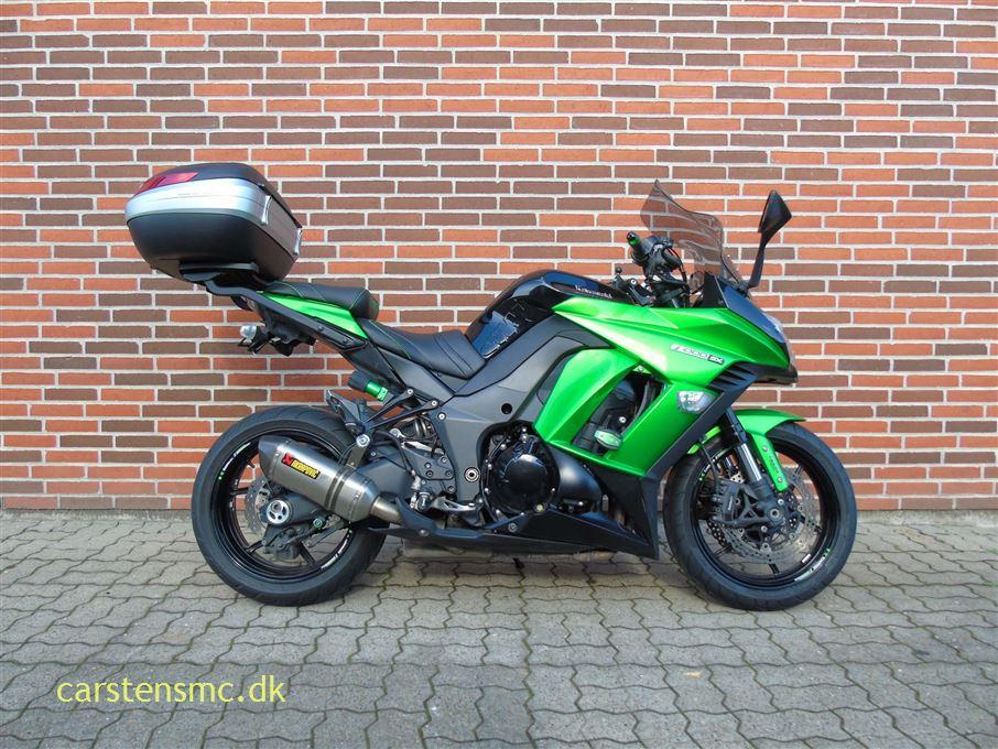 Kawasaki Z 1000 SX Sportstouring