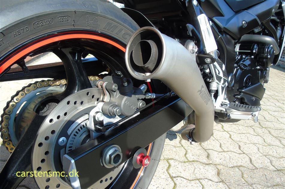 Suzuki GSR 750 ABS Street