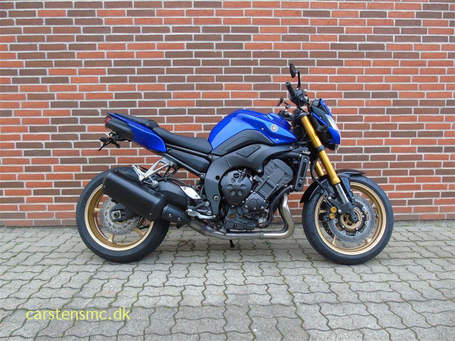 Yamaha FZ8 N Street