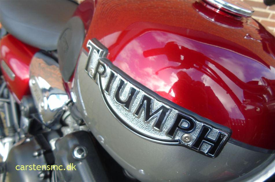Triumph Legend TT Street