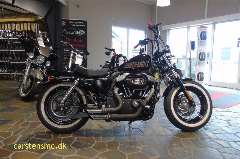 Harley-Davidson XL1200 Custom Cruiser