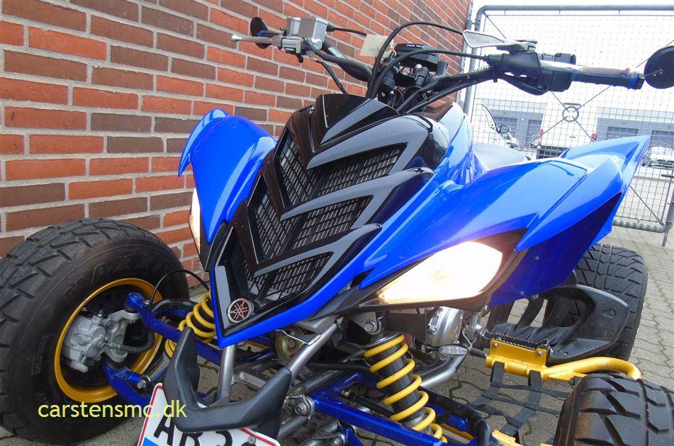 Yamaha YFM 700 R Raptor ATV SOM BIL
