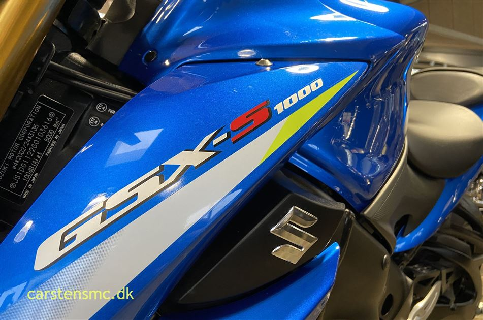 Suzuki GSXS 1000 ABS Yoshimura Edition Street