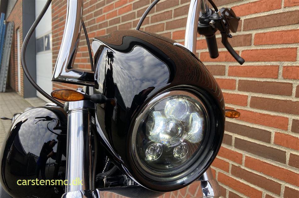 Harley-Davidson Softail Standard Custom / cruiser FXST