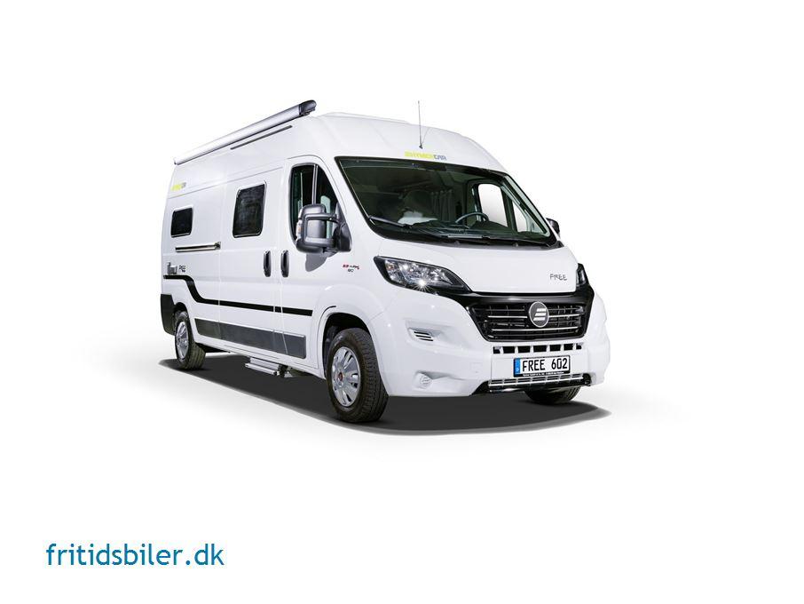 Hymer Campervan. Free 600. 2,3 120 HK