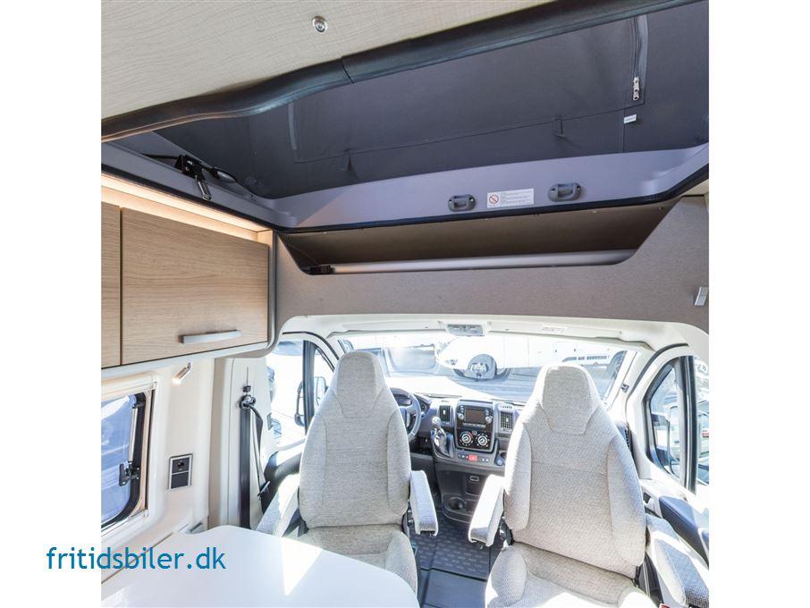 Hymer Campervan Free 540 2,3 120 hk