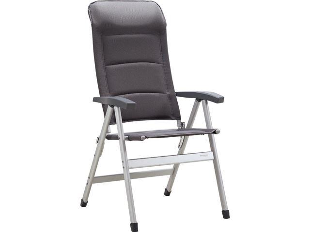 Westfield høj stol, Be Smart-serien. Pioneer/grå.