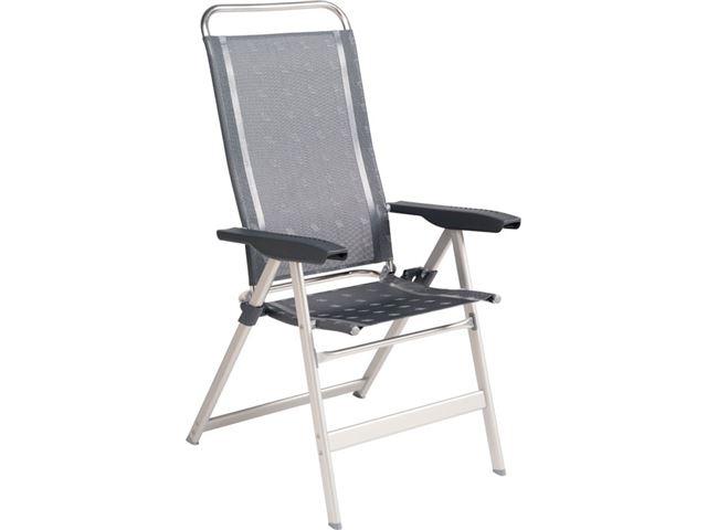 Dukdalf Dolce høj stol, grå