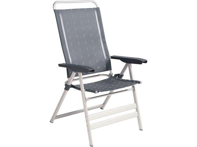 Dukdalf Grande høj stol, grå