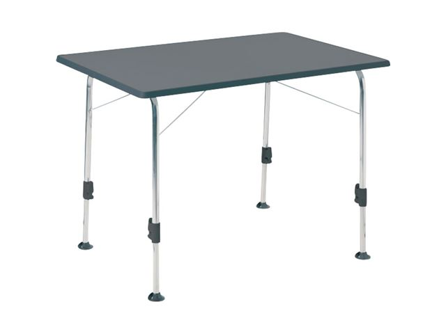 Campingbord Stabilic 2. 100 x 68 cm, antrasit