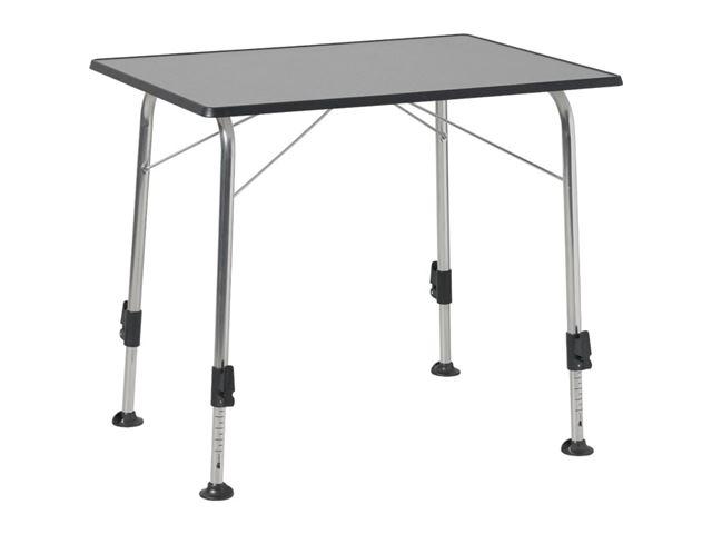 Campingbord Stabilic 1. 80 x 60 cm. Farve: antracit.