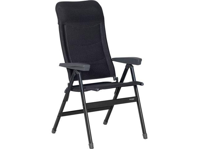 Westfield høj stol, Performance-serien. Advancer/antracit.