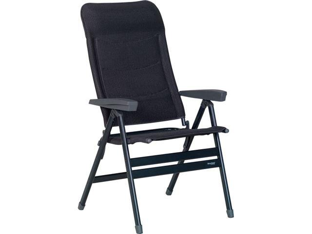 Westfield høj stol, Performance-serien. Advancer XL/antracit.