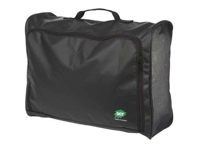 Lækker transporttaske til sengetøj, tæpper mv.
