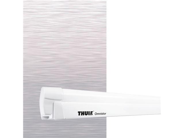 Thule Omnistor markise 9200 m. motor L 6,0 m. Mystic grey, hvid boks