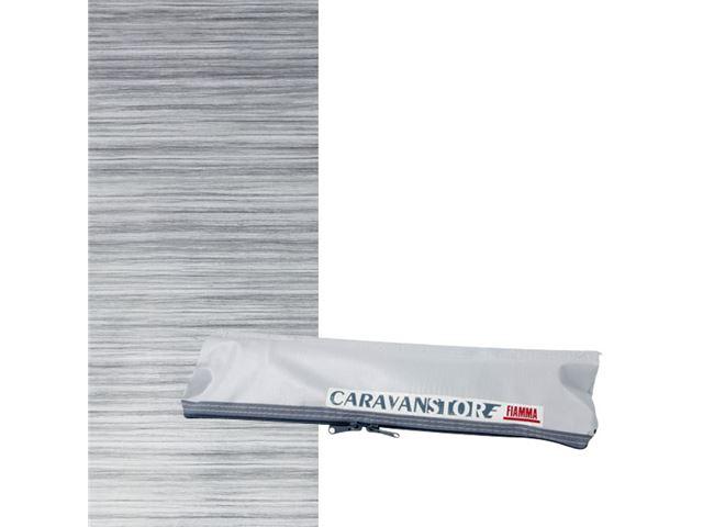 Fiamma Caravanstore markise XL, Royal Grey, L 5,50 meter