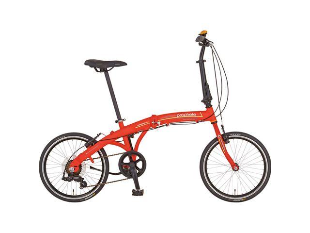 "20"" aluminiums foldecykel, Alu-City, 7 gear."