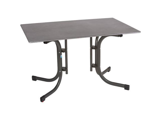 Campingbord Slim-Line 120 x 80 cm