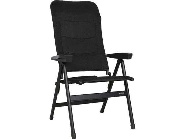 Westfield høj stol, Performance-serien. Advancer Compact/antracit.