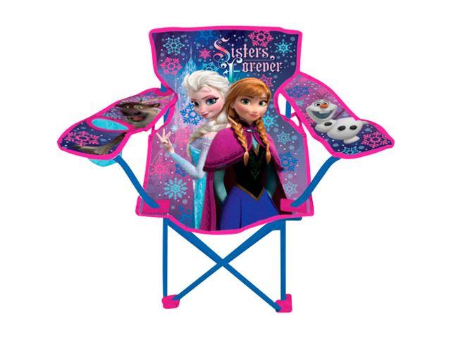 Foldestol til børn med Frozen-motiv.