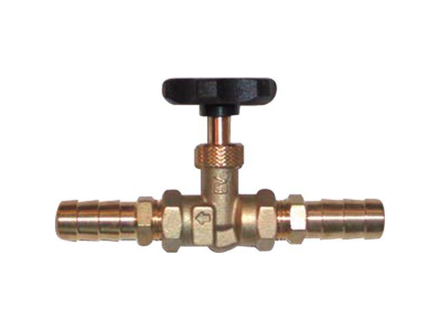 Sb reguleringsventil til gas-grill