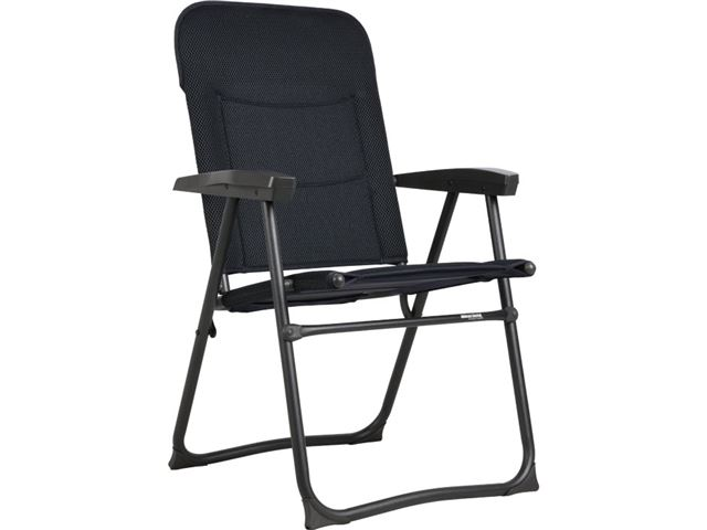 Westfield lav stol, Performance-serien. Salina/mørkblå.