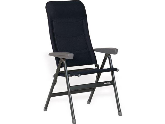 Westfield høj stol, Performance-serien. Advancer/mørkblå.