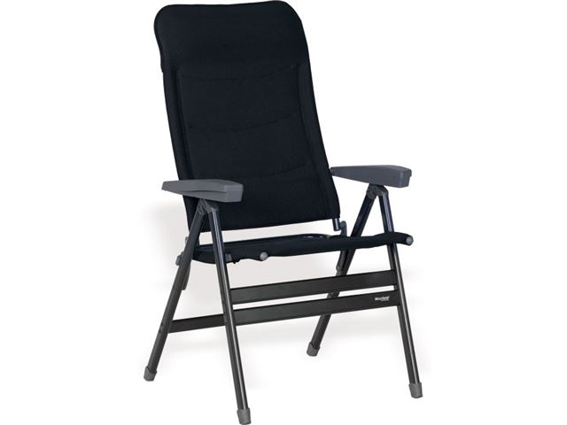 Westfield høj stol, Performance-serien. Advancer XL/mørkblå.