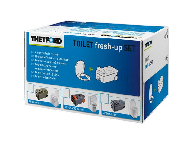 Thetford Fresh-Up sæt C220