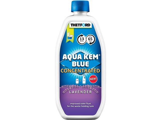 Aqua Kem Blue Lavendel, koncentreret, 0,78 liter.