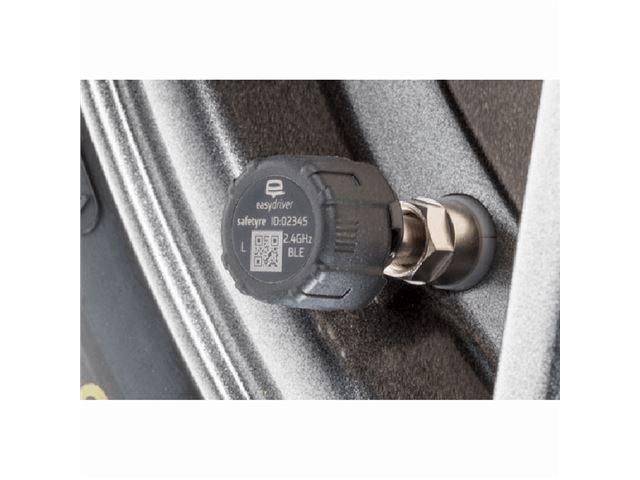 Easydriver, Safetyre alarmsystem