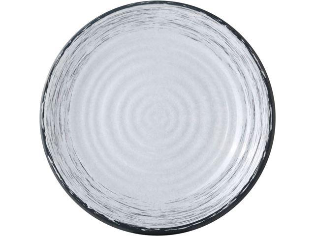 Granada flad tallerken Ø 26 cm. Med antislip.