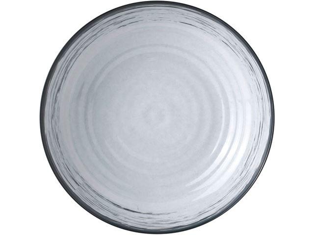 Granada dyb tallerken Ø21 cm. Med antislip.