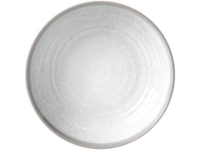 Savana dyb tallerken Ø21 cm. Med antislip.