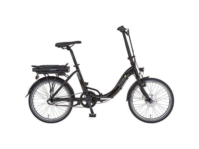 El-foldecykel, 20', 3 gear