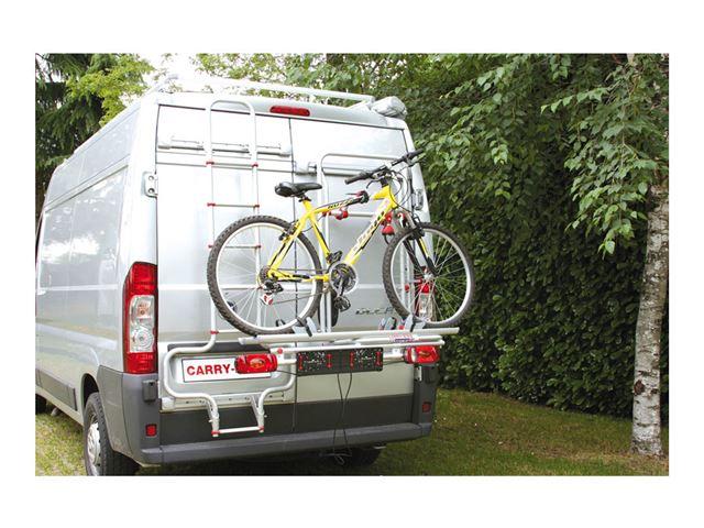 Fiamma Carry-Bike 200 DJ til 2 cykler - Ducato
