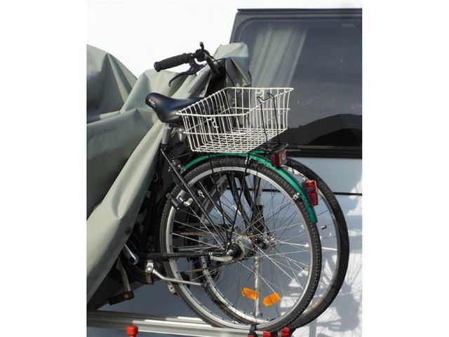 Universal cykelovertrækspose til 2 cykler