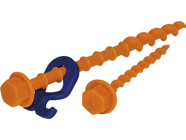 Peggy Peg skruepløkker inkl. clips L 20 cm