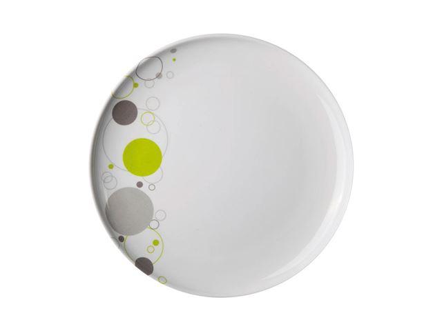 Space desserttallerken Ø20 cm. Med antislip