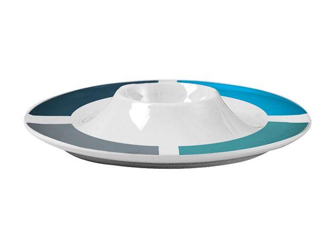 Blå Spectrum æggebæger
