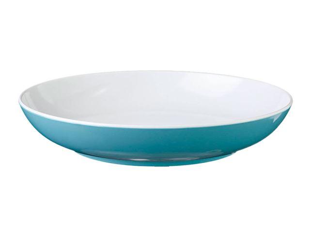 Blå Spectrum dyb tallerken, blå