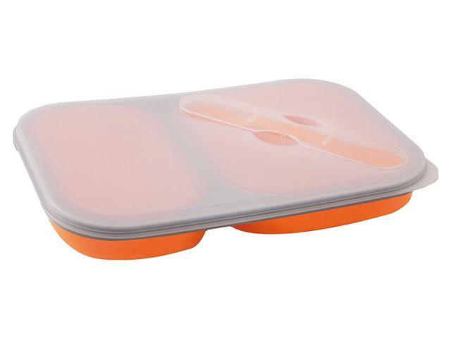 Foldbar snack boks 1,6 liter